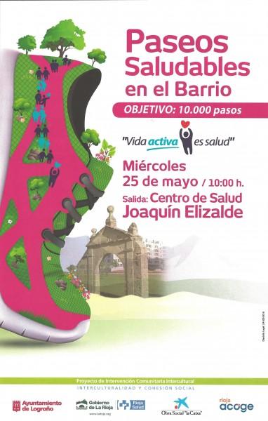 PASEOS SALUDABLES EN EL BARRIO